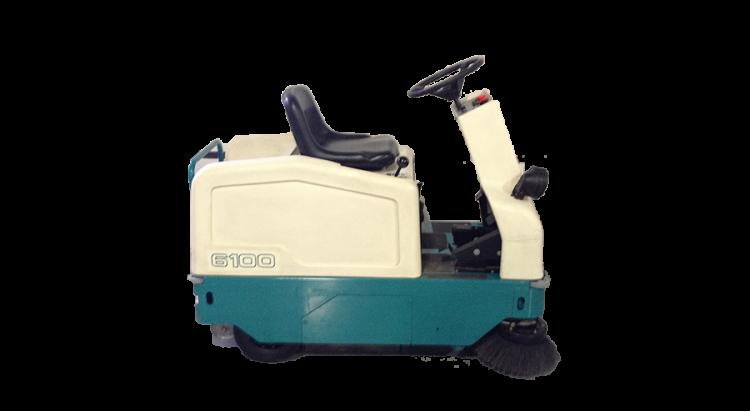 T6100 Floor Sweeper