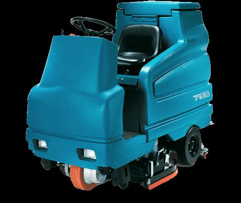 Tennant 7100 Floor Scrubber